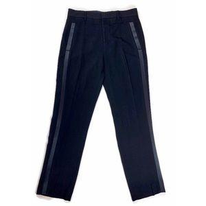 Givenchy Tuxedo Dress Pants Black Sz 40 US Size 8